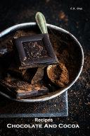 Recipes - Chocolate And Cocoa [Pdf/ePub] eBook
