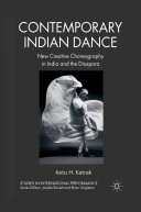 Contemporary Indian Dance Pdf/ePub eBook