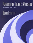 Personality Theories Workbook Book