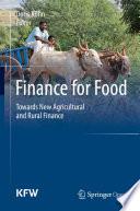 Finance for Food