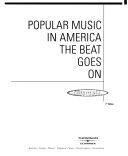 Popular Music in America Book PDF