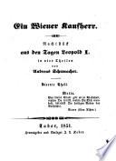 Ein Wiener Kaufherr