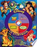 Classic Disney Adventures CD Storybook