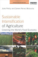 Sustainable Intensification of Agriculture Book