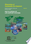 Dimensions of Sustainable Development   Volume I