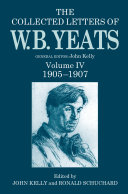 The Collected Letters of W  B  Yeats
