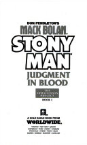 Judgment in Blood ebook