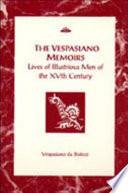 The Vespasiano Memoirs