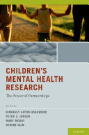 Children's Mental Health Research