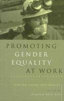 Promoting Gender Equality at Work