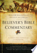 Believer S Bible Commentary