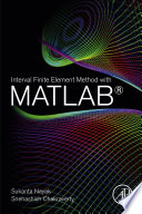 Interval Finite Element Method with MATLAB Book