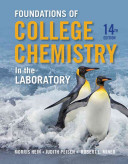 Cover of Foundations of Chemistry in the Laboratory
