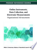 Online Instruments Data Collection And Electronic Measurements Organizational Advancements Book