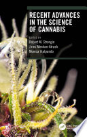 Recent Advances in the Science of Cannabis Book