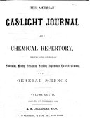 The American Gas Light Journal