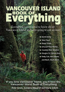 Vancouver Island Book Of Everything Book PDF