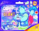 Onward  Giant Activity Pad  Disney Pixar  Book