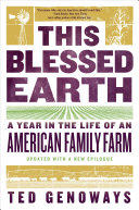 Pdf This Blessed Earth: A Year in the Life of an American Family Farm