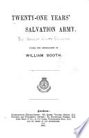 Twenty one Years  Salvation Army