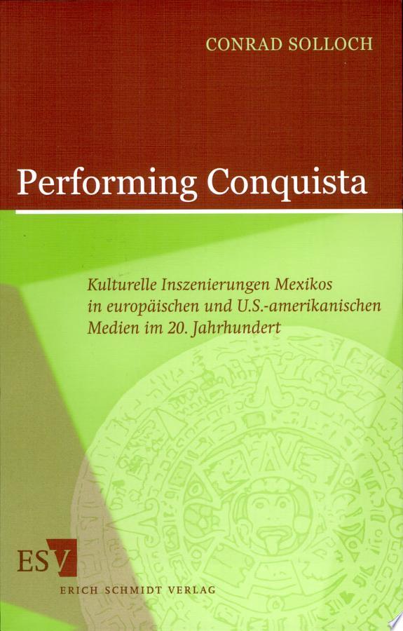 Performing Conquista
