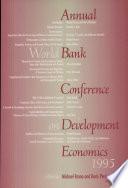 Annual World Bank Conference on Development Economics 1995 Book