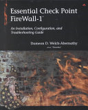 Essential Check Point FireWall 1