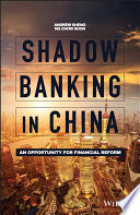Shadow Banking in China Book