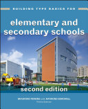 Building Type Basics for Elementary and Secondary Schools