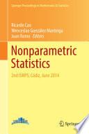 Nonparametric Statistics Book