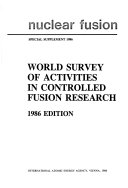World Survey of Activities in Controlled Fusion Research