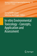 Pdf In vitro Environmental Toxicology - Concepts, Application and Assessment Telecharger