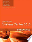 Microsoft System Center 2012 Unleashed Book