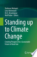 Standing up to Climate Change