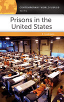 Prisons in the United States  A Reference Handbook