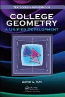 College Geometry