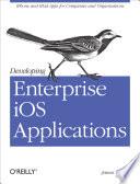Developing Enterprise IOS Applications
