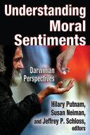 Understanding Moral Sentiments