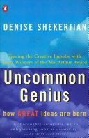 Uncommon Genius