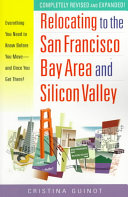 Relocating to the San Francisco Bay Area and the Silicon Valley