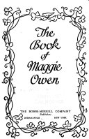 Pdf The Book of Maggie Owen
