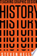 Teaching Graphic Design History Book