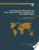 Read Online Exchange Rate Movements and Their Impact on Trade and Investment in the APEC Region For Free