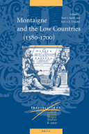 Montaigne and the Low Countries  1580 1700