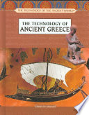 The Technology Of Ancient Greece