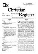 The Unitarian Register
