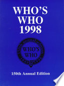 Who's Who 1998