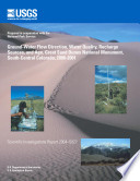Ground Water Flow Direction Water Quality Recharge Sources And Age Great Sand Dunes National Monument South Central Colorado 2000 2001 Book PDF