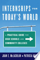 Internships For Today S World Book PDF