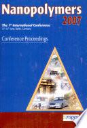 Nanopolymers 2007 Book
